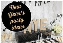 New jear's eve party 2015