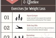Weight Loss Workouts & Exercises / Shared workout infographics from fitness boards. Online Personal Training for Weight Loss and Toning Workouts. Follow this exercise board for Personal Trainer Workouts, Workout Plans, Exercise plans, exercise pics, gif workouts, exercise gifs, exercise infographics, free workout templates, workout ideas, weight loss plans! All things fitness, working out, exercise posters, workout posters, personal trainers, Creator: Kelly Gibson of Kelly Athletics. ASU /Tempe Arizona, in-home training.