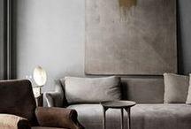 INTERIORS / #Interior #design #ideas #loft #contemporary #decor #deco