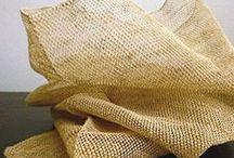 BASKETS / #baskets #weaving #crafts #handmade