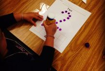 K-2 Math / Worksheets and activities for math in kindergarten, 1st and 2nd grade.