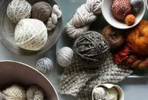 // K // / Tricots, knitting, wool, laines