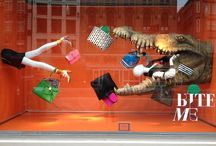 Fashion windows & installations / the most beautiful windows around the world