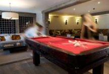Games room / Fun off the slopes!