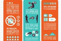 infographics / You know. Infographics. (of the cool and inspiring kind)