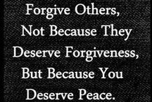 Forgiveness in Recovery