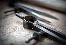 ATELIERS ● TOOLS / #atelier #workshops #tool #workspaces #utensils