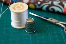 Sewing Tips & Tutorials / Useful sewing tips, guides and tutorials for sewers. Sewing and craft rooms and storage.