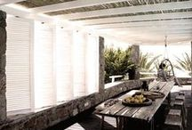 EXTERIORS / #gardens #exteriors #outside #architecture #design