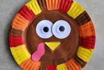 Thanksgiving Crafts / Sewing and craft ideas for Thanksgiving.