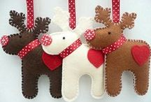 Christmas Crafts / Craft ideas for Christmastime.