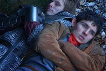Merthur / BBC's The Adventures of Merlin