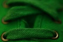 Being Green / Our favorite green clothing and accessories, just in time for Saint Patrick's Day!
