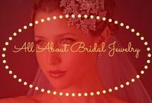 All About Bridal Jewellery / Everything about bridal jewellery
