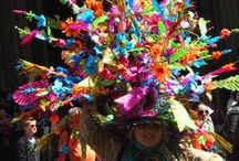 Easter Bonnets / The annual Easter Bonnet Festival is a New York City tradition!