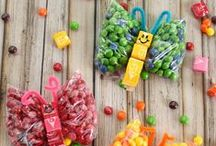 Candy Crafts! / Candy-inspired craft and sewing projects, just in time for National Candy Month!