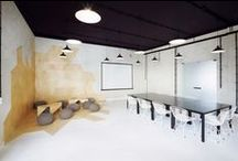 TT2 interior design / Inspiration for my next project: interior design for a meeting room /of a city hall/