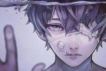 Anime: boys