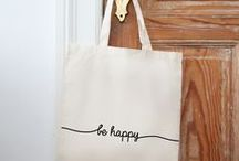 Cool Tote Bags / Fun, fashionable tote bags.