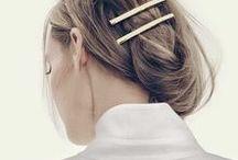 Chic details. / Adorable accessories.