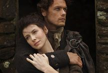 Outlander / Diana Gabaldon's Outlander and the Starz adaptation's cast