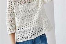 projekt 7 crochet bluzka