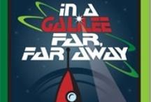 In a Galilee Far, Far Away