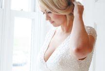 Wedding dresses by Emma Tindley / Beautiful wedding dresses designed and hand made in the UK by award winning designer Emma Tindley