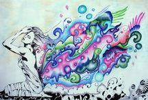 Rabiscos & Desenhos #MyWork / Arte