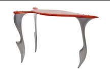 NooNoo / Noo Noo is a table designed in 2004 in Holland by Marcus S Jones. This is his interpretation of what modern Dutch furniture should look like.