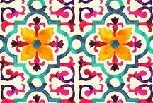 Arte #Patterns #Estampas