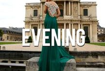 Evening Dresses / A night out on the town can be perfect with the right dress.