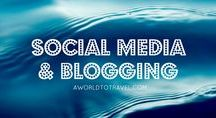 Social Media & Blogging Tools / Resources for bloggers and social media influencers