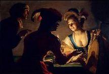 Renaissance painters / My favorite Renaissance painters.