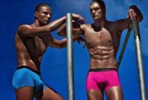 Male underwear models / Bekijk mannelijke modellen in de merken die verkocht worden door Twyst | Underwear & More