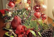 Christmas Decorations / Christmas Decoration inspiration