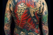 Tattoos / Tattoos by Fishero - Freihand tattoo, Ostrava, Czech Republic