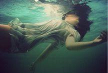 Underwater girls