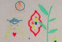 - embroideries & quilting -