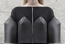 - structured & sculptural -