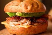 Sandwiches / Tasty sandwich ideas