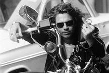 Michael Hutchence / Black and White