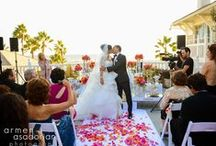 Shutters at the Beach Wedding / Congratulations to Inna and Ali who had a #Beachwedding to remember at Shutters at the Beach in Santa Monica!