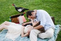 A Whimsical Engagement / Nerses and Ester's Engagement Shoot.