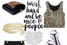 Styling ideas / Design inspiration, outfit of day, complete looks and celebrity styles. Everything that your closet needs today from atmayfair.com
