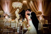 A Beverly Hills Wedding / Sara and Kamron's wedding at The Beverly Hills Hotel.
