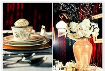 Exquisite Detail Shots / Wedding details shown in a surreal and divine light.