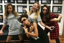 Little Mix / Little mix is my favorite girl group. / by Emily Einweck