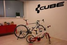 Cube Bikes / Cube Office and Bikes