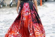 Fuste / Love the skirt! Get inspired on making it look amazing!